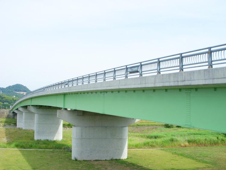 和歌山橋本線(貴志川大橋)交付金道路保全工事