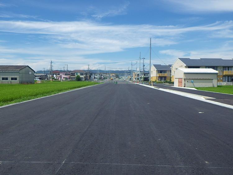 松島本渡線道路改築工事・公共下水和田川排水区支線工事その1
