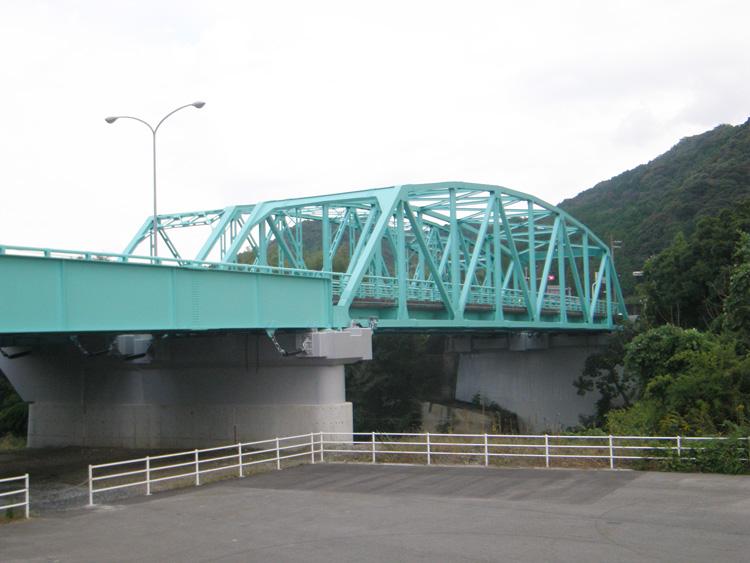 国道424号橋梁補修外合併工事