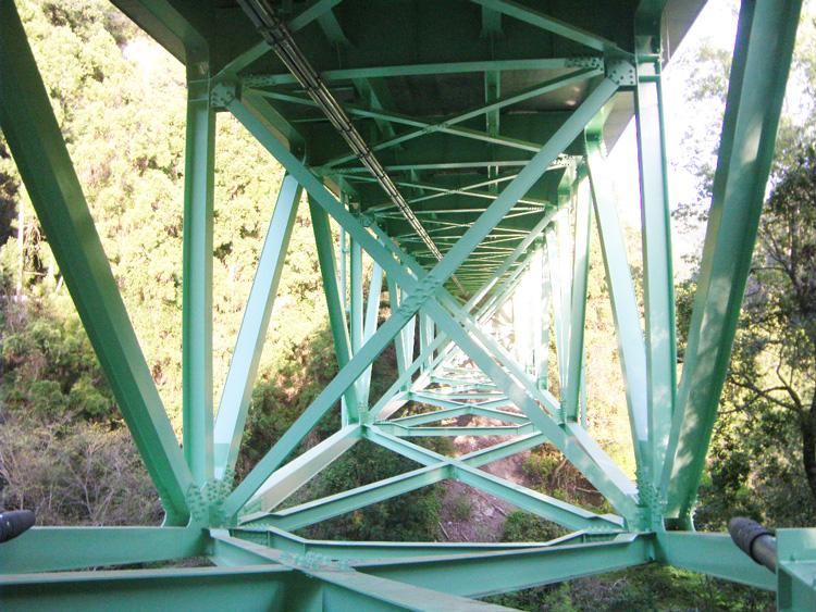 国道480号(鮎関橋)道路保全工事