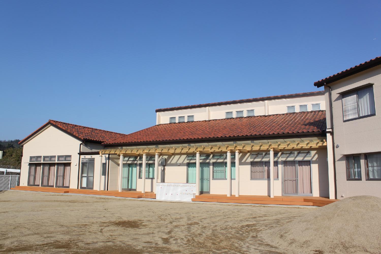 児童福祉施設新築工事