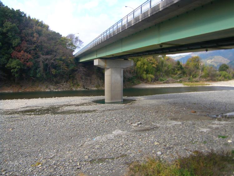 国道424号(金屋大橋)交付金道路保全工事