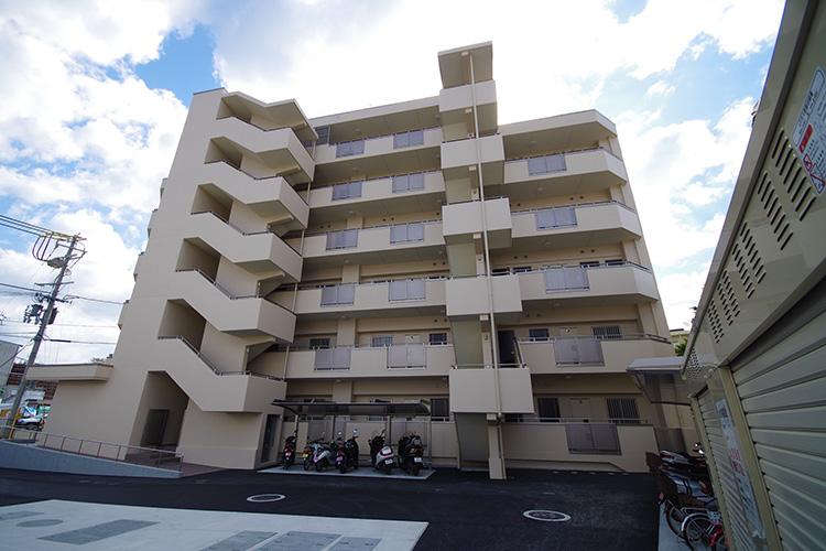 田辺警察署宿舎建築工事