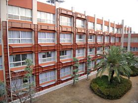和歌山市立和歌山商業高等学校地震補強工事