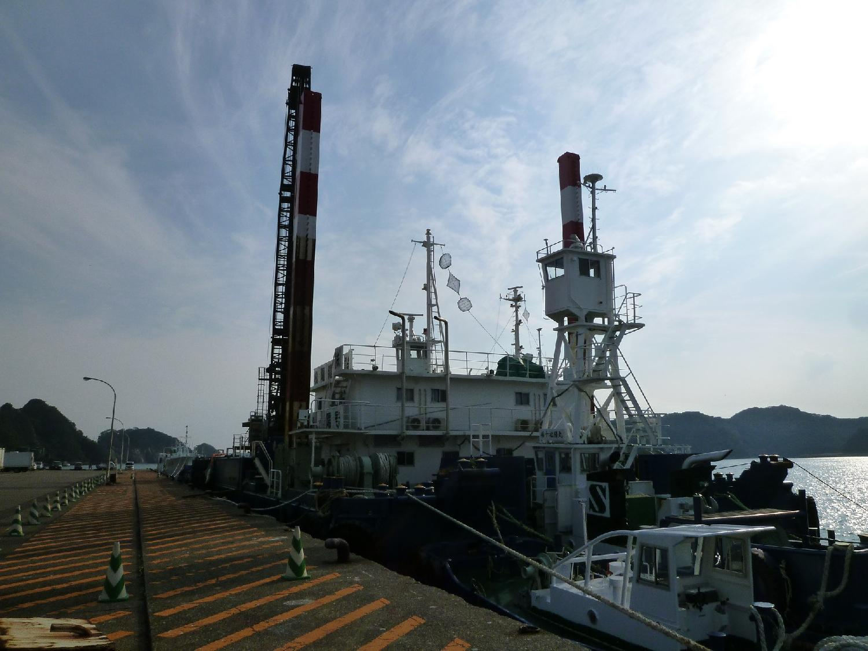 梶取埼工区水産環境整備工事 イメージ